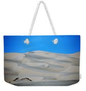 Big Sand Dunes In Ca Weekender Tote Bag