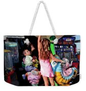 Big Sister Weekender Tote Bag
