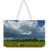 Big Sky-brief Shower Weekender Tote Bag