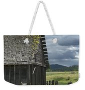 Big Sky Cabin Weekender Tote Bag