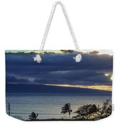 Over Molokai Weekender Tote Bag