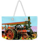 Big Steamer Weekender Tote Bag by Dominic Piperata