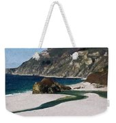 Big Sur California Weekender Tote Bag