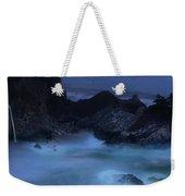 Big Sur Night Weekender Tote Bag
