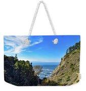 Big Sur Partington Cove Weekender Tote Bag