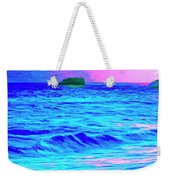 Big Sur Sunset Weekender Tote Bag