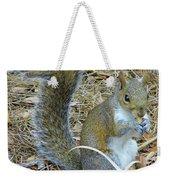 Big Tail Little Nut Weekender Tote Bag