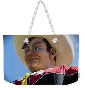 Big Tex - Oil Weekender Tote Bag