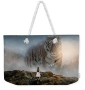 Big Tiger Weekender Tote Bag