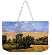 Big Timber Canyon 2 Weekender Tote Bag
