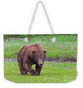 Big Ugly Grizzly Boar Claws Weekender Tote Bag