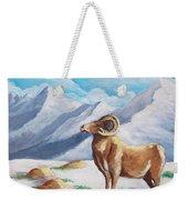 Bighorn Kam Weekender Tote Bag