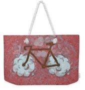 Bike-cloud Red - Da Weekender Tote Bag