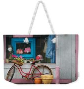 Bike - Lulu's Bike Weekender Tote Bag