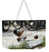 Biker Chicks Weekender Tote Bag