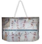Bikini Girls Mosaic Weekender Tote Bag
