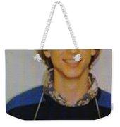 Bill Gates Mug Shot Vertical Color Weekender Tote Bag