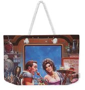Bill The Galactic Hero Keith Parkinson Weekender Tote Bag