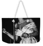 Billie Holiday Weekender Tote Bag by American School