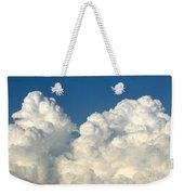 Billowing Clouds 1 Weekender Tote Bag