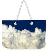 Billowing Clouds 4 Weekender Tote Bag