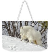 Billy Goat On The Move Weekender Tote Bag