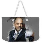 Billy Joel Weekender Tote Bag
