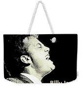 Billy Joel Poster Weekender Tote Bag