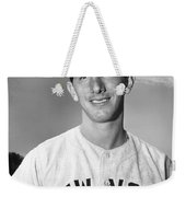 Billy Martin (1928-1989) Weekender Tote Bag