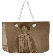 Billy The Kid Weekender Tote Bag