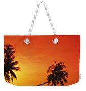 Bintan Island Sunset Weekender Tote Bag