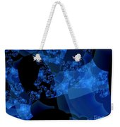 Bioluminescence Weekender Tote Bag