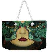 Biomorphic Bifocals Weekender Tote Bag
