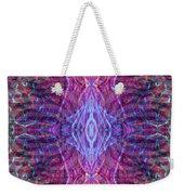 Biomorphic Syntax  Weekender Tote Bag