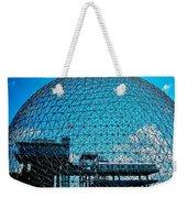 Biosphere Montreal Weekender Tote Bag