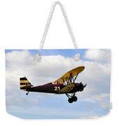 Biplane Weekender Tote Bag