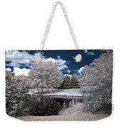 Birch Cluster II Weekender Tote Bag