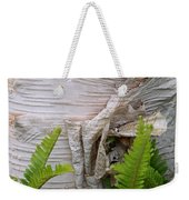 Birch Fern Weekender Tote Bag