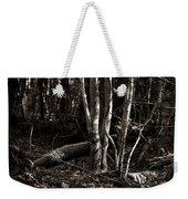Birches In The Wood Weekender Tote Bag