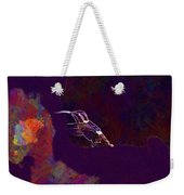 Bird Animal Small Wildlife Flying  Weekender Tote Bag