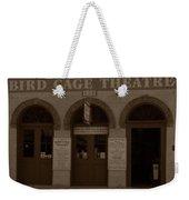 Bird Cage Weekender Tote Bag