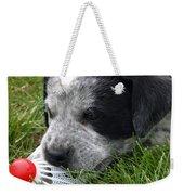 Bird Dog Weekender Tote Bag