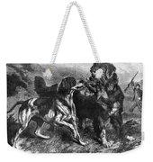 Bird Dogs, 1868 Weekender Tote Bag