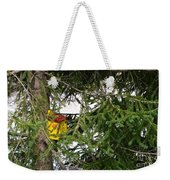 Bird House Weekender Tote Bag