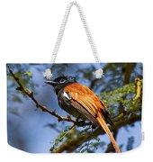 Bird In High Ground Weekender Tote Bag