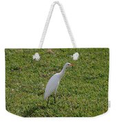 Bird Is The Word Weekender Tote Bag