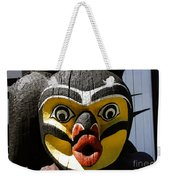 Bird Man Weekender Tote Bag