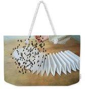 Bird Migration 2 Weekender Tote Bag