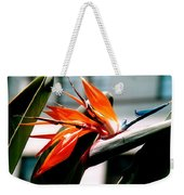 Bird Of Paradise 2 Weekender Tote Bag