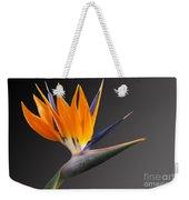 Bird Of Paradise #3 Weekender Tote Bag